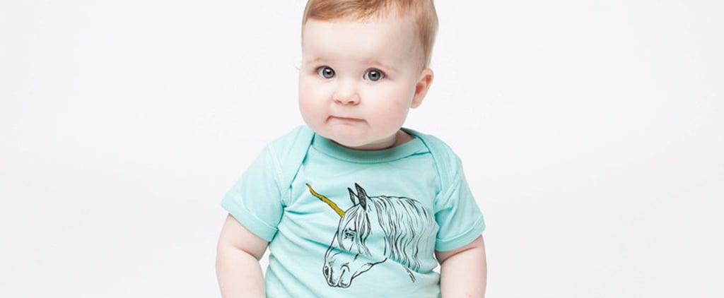 Unicorn Onesies Your Baby Needs, Because Let's Face It, They're Magical