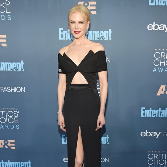 Cutout Dresses at the Critics' Choice Awards 2017