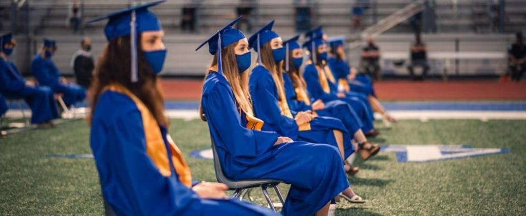 High School Graduation Photos With Social Distancing