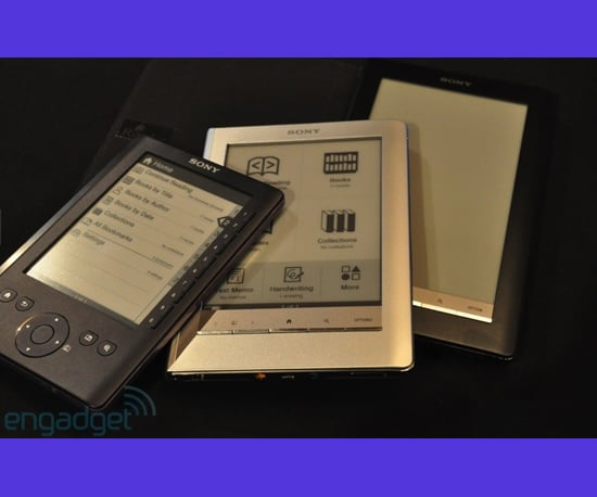 Sony Launches New Reader