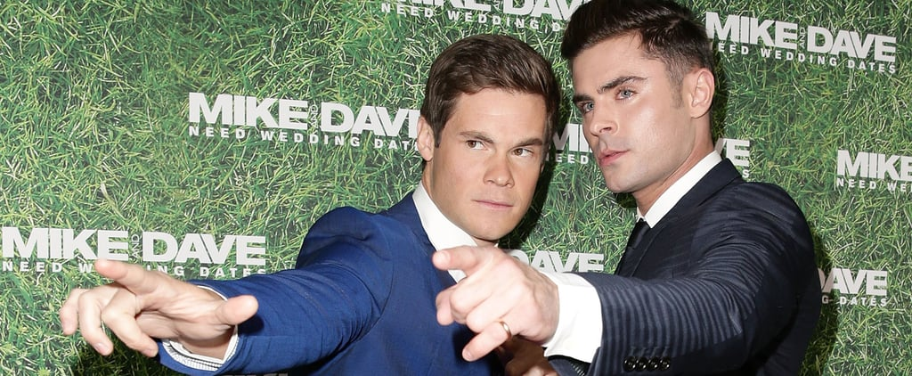 Zac Efron and Adam DeVine Pictures
