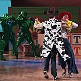 """Paige and Mark's Quickstep to """"You've Got a Friend in Me"""" From Toy Story"""