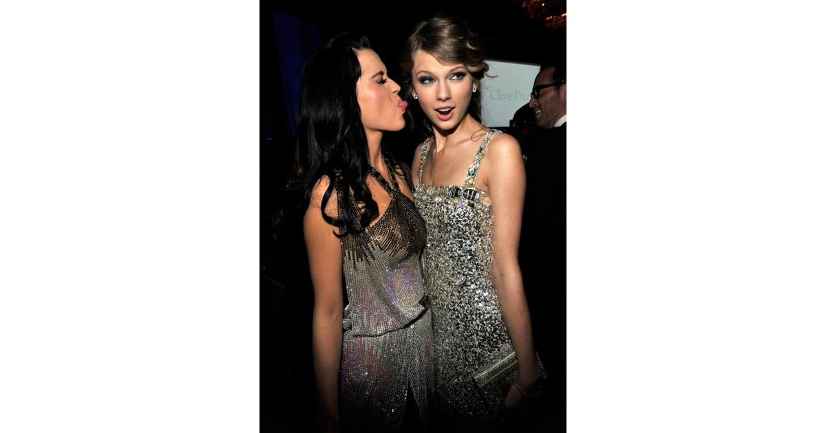 Katy Perry  Is Taylor Swift The Queen Bee Of Her Famous Girlfriends  Popsugar -4828