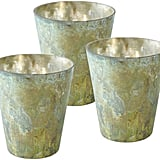 Grecian Votives ($28 set of 3)