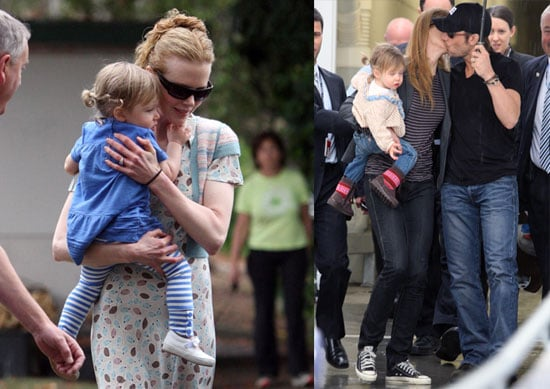 Photos of Keith Urban and Nicole Kidman Bringing Sunday Urban to Sydney
