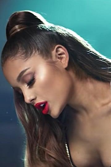 Ariana Grande's Highlighter in Breathin Music Video