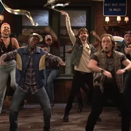 "SNL ""Bar Fight"" Sketch Video February 2019"
