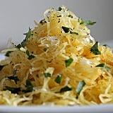 How to Prep Spaghetti Squash