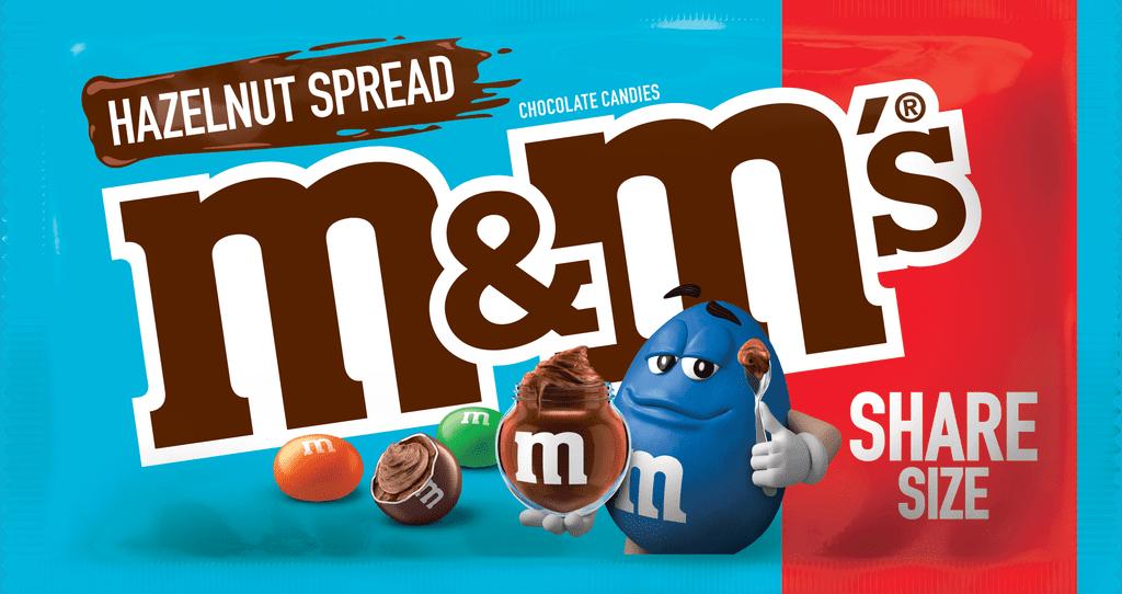 Hazelnut Spread M&M's Share Size