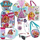 Paw Patrol Skye Showbag ($28) Includes:  Sunglasses  Umbrella  Hat