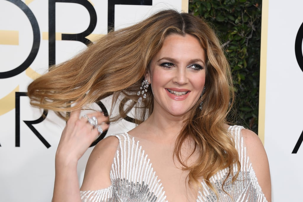 """Those are just some of the qualities you need to be successful in an orgy."" — Drew Barrymore, joking with Timothy Olyphant that talent, good people around you, and willingness to work hard are all a recipe for sexual success."
