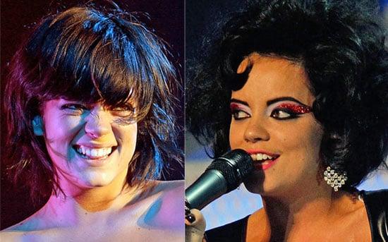 Lily Allen Brit Awards Pics