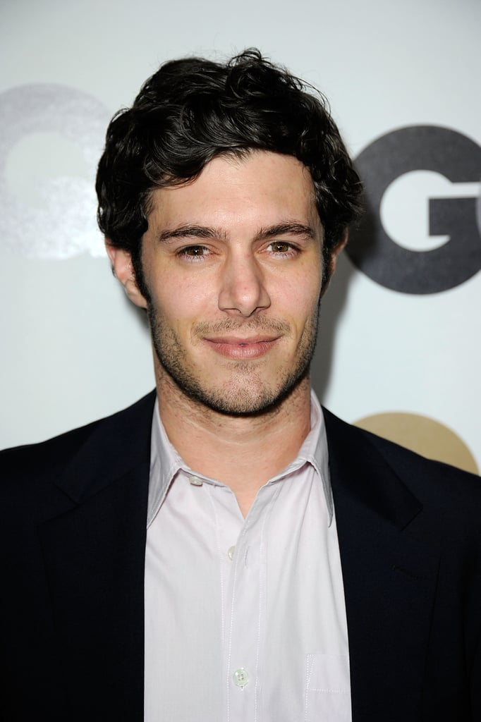 Adam brody ditched his tie at gqs men of the year party justin adam brody ditched his tie at gqs men of the year party ccuart Choice Image