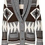 Wrap up warm in this chunky knit.