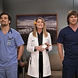 DeLuca confesses his feelings to Meredith . . . but then there's Link.