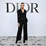 Karlie Kloss at the Dior Fall 2020 Show