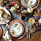 \Williams Sonoma Botanical Acorn Dinnerware Collection