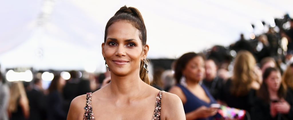 Halle Berry's Best Ab Workouts