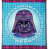 Star Wars Classic Girl Darth Vader Blanket