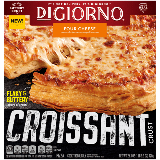 Where to Buy DiGiorno Croissant Crust Pizza