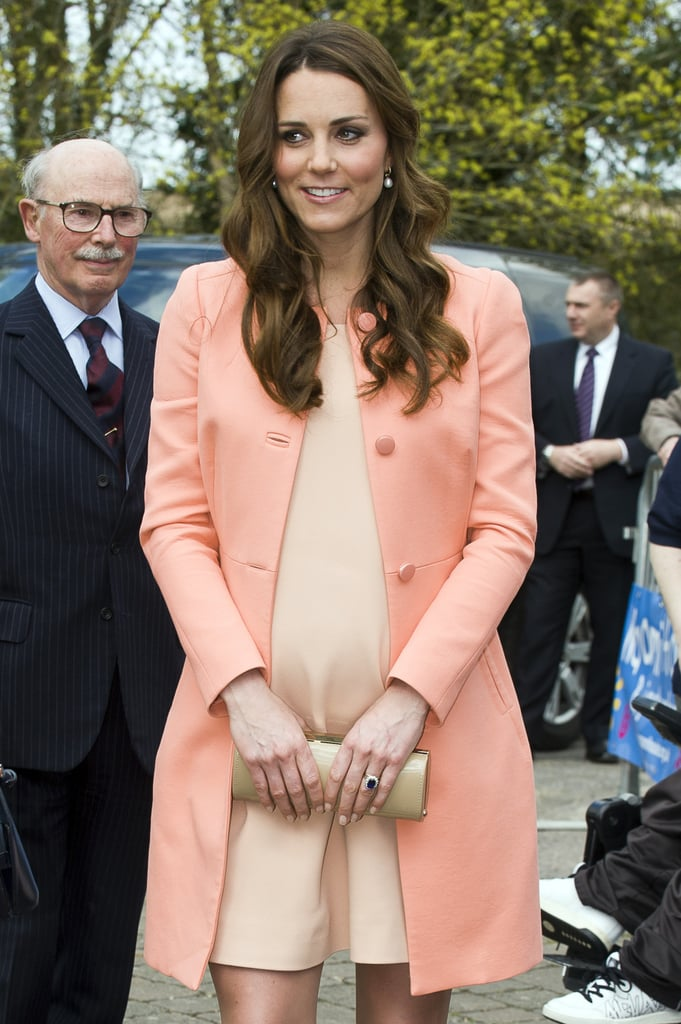 Kate Duchess of Cambridge, 2013