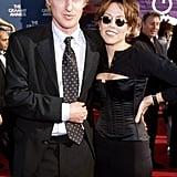 Owen Wilson et Sheryl Crow en 1999