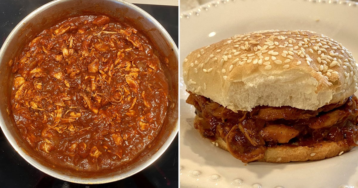 Chrissy Teigen's Easy Pulled Barbecue Chicken Is My Favorite Go-To Meal