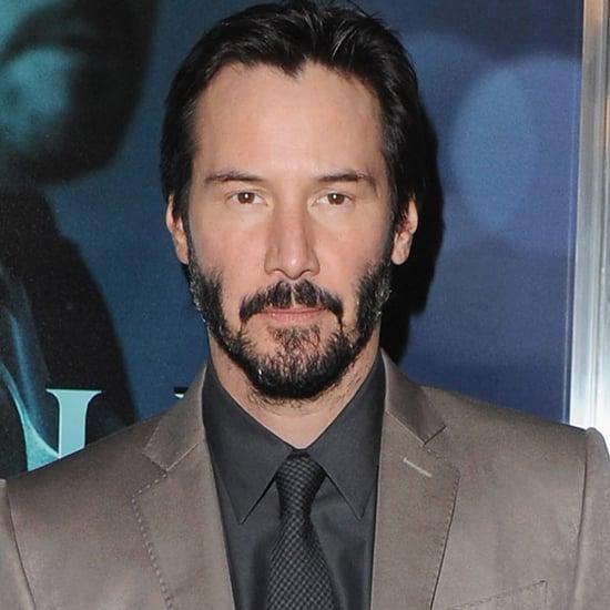 Keanu Reeves in Funny or Die's Interrogation Video