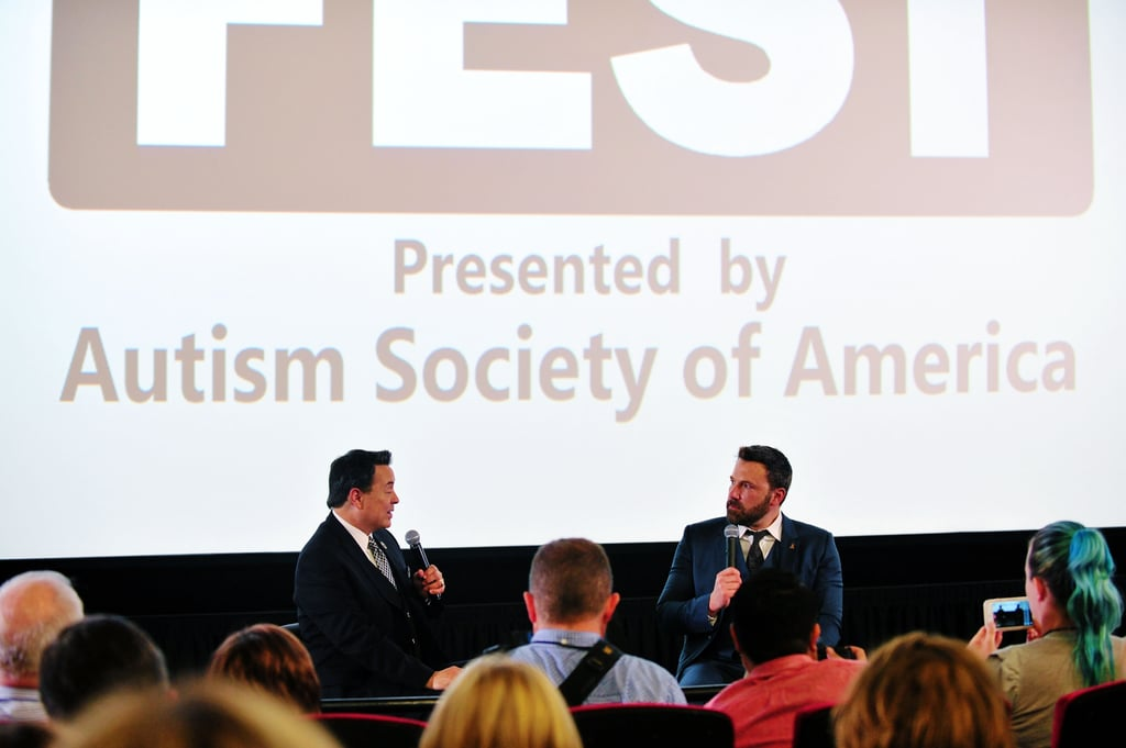 Ben Affleck at AutFest International Film Festival 2017