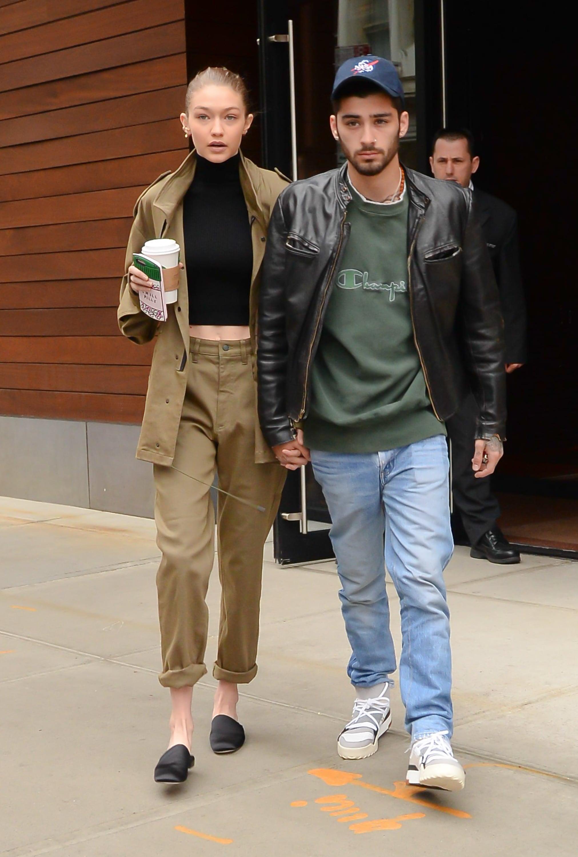Gigi Hadid And Zayn Malik 23 Hot Celebrity Couples To