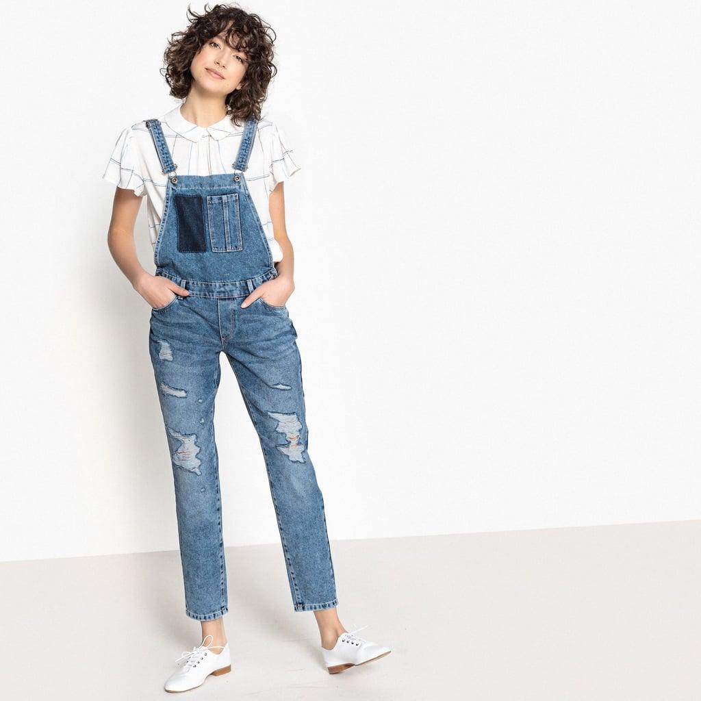 Best Denim Dungarees Popsugar Fashion Uk With Hood 10