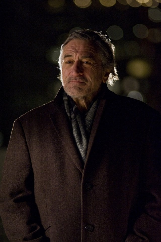 Robert De Niro, New Year's Eve
