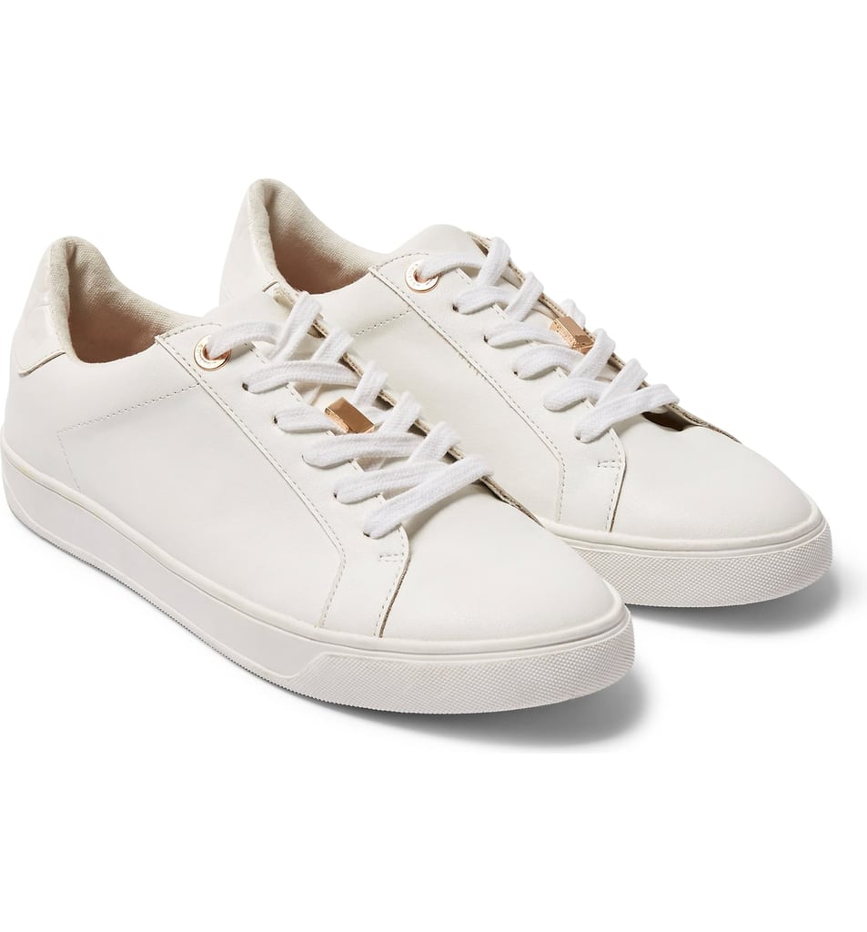 Topshop Cabo Low Top Sneakers