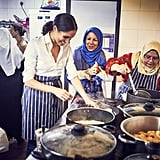 Meghan Markle's Together: Our Community Cookbook Project