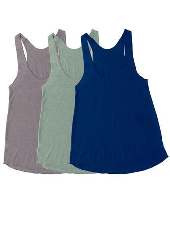 American Apparel Tri-Blend Racerback Tank (3-Pack)  ($48, originally $60)