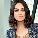 Mila's parents initially enrolled her in acting class to help her learn English. In the class, she would meet the person who became her manager.  She started acting at a young age, first landing a gig in a spec commercial for a camping Barbie when she was 9 years old.  When she was 14, she seized her breakout role as Jackie on That '70s Show, where she met Ashton. The process was initially rocky, as Mila fibbed about being 18 to get into auditions. Her longest role yet, which she secured in 2000, is that of Family Guy's Meg Griffin.