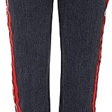 Rag & Bone Straight Stripe Outseam Jeans