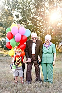 A 5-Year-Old Boy and His 90-Year-Old Grandpa Did an