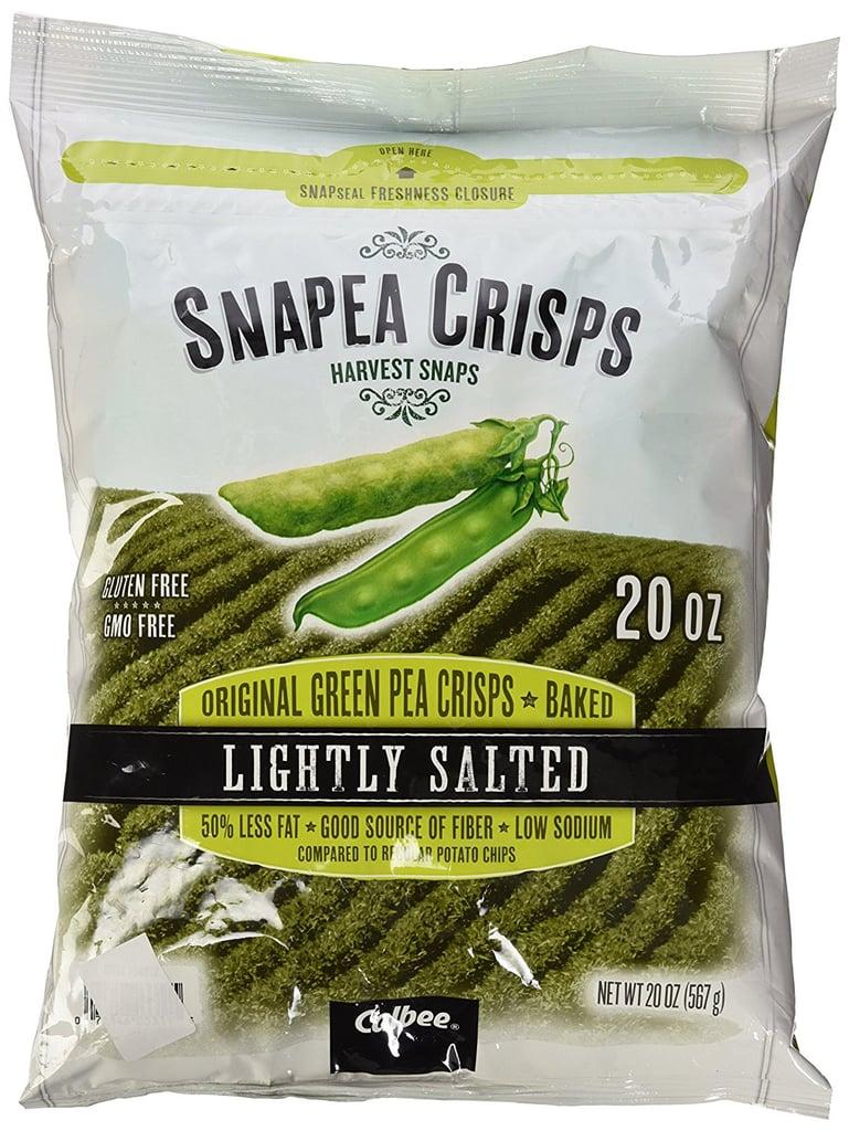 Harvest Snaps Snapea Green Pea Crisps