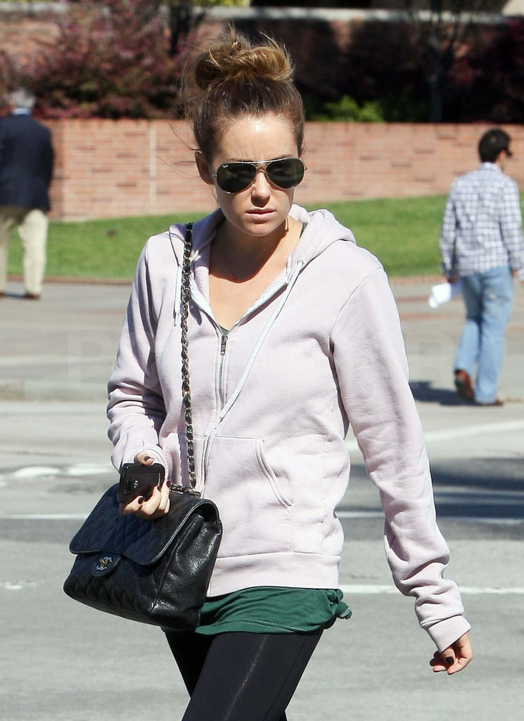 Lauren Conrad Spends a Holiday With Bieber and Looks to New Networks For Her Reality Show