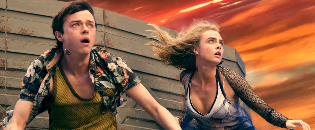 Dane DeHaan and Cara Delevingne's Sci-Fi Thriller Looks Incredible