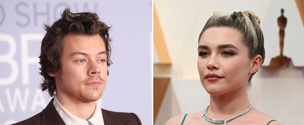 Harry Styles and Florence Pugh in Don't Worry Darling Teaser
