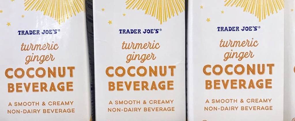 Trader Joe's Turmeric Ginger Coconut Beverage