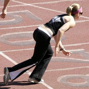 Jessica Biel's Workout