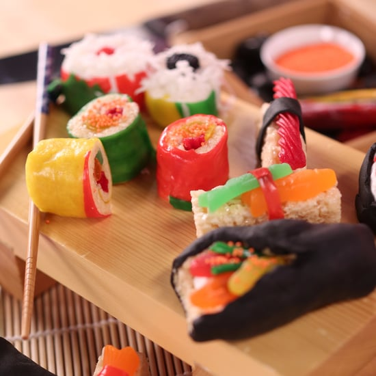Sushi Candy Recipes