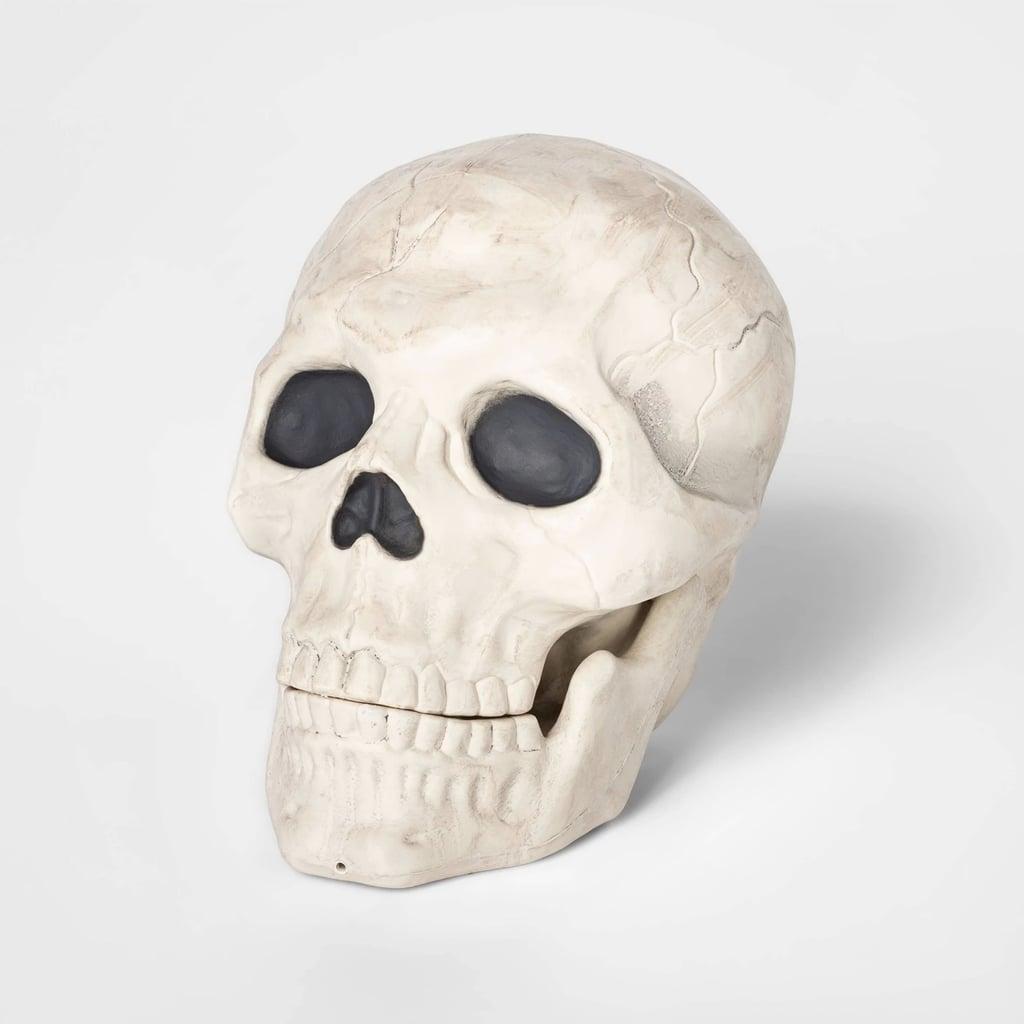 Skull Decorative Halloween Prop