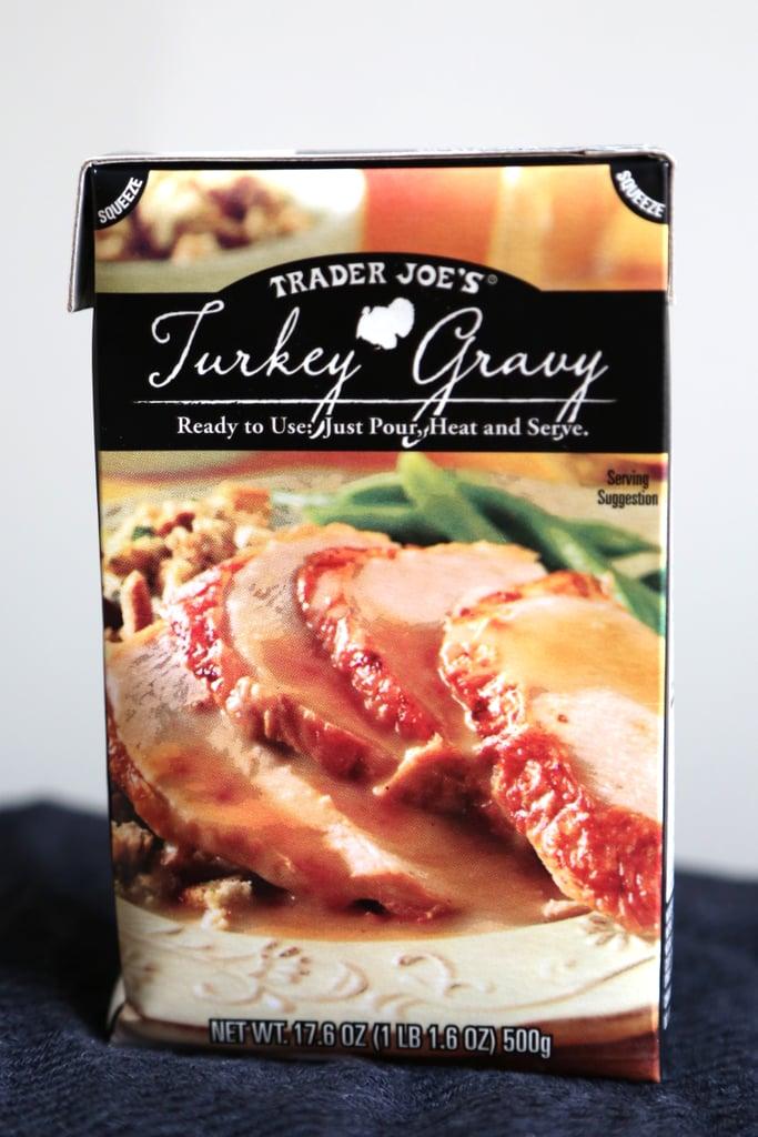 The Worst: Turkey Gravy ($2)