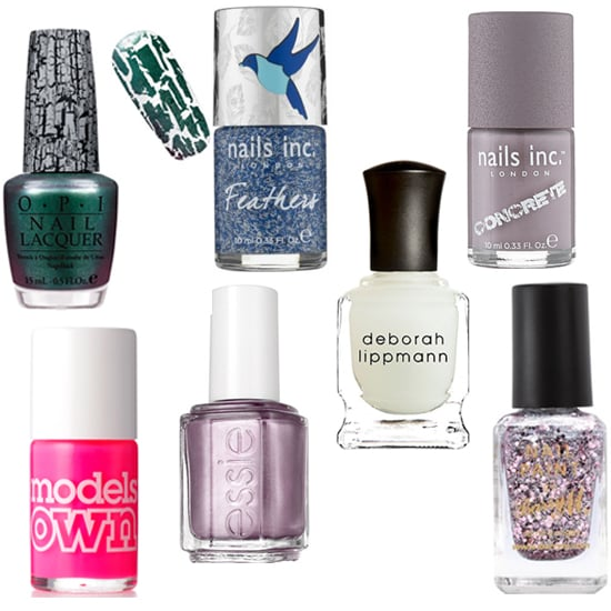 Nail Art Trends 2013