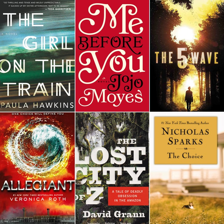 28 Great Books That Are Getting the Movie Treatment in 2016