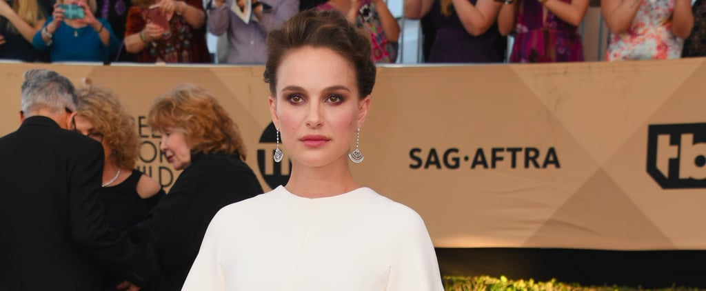 Natalie Portman's SAG Awards Dress Is the Look You'll Be Talking About All Week